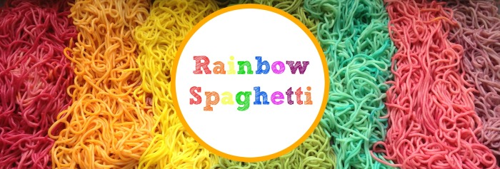 rainbow spaghetti 2
