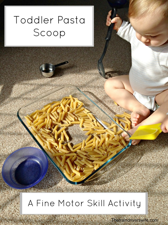 pasta scoop cover