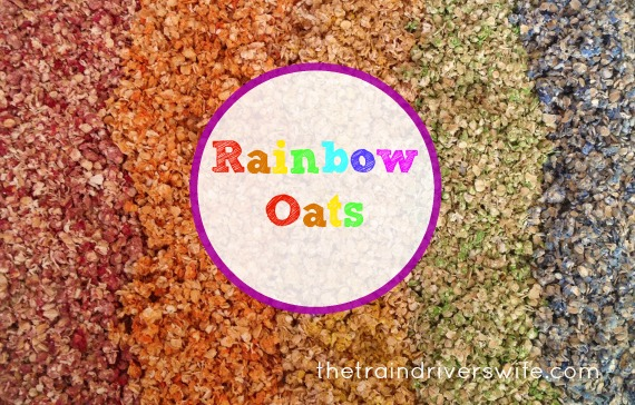 cover image rainbow oats
