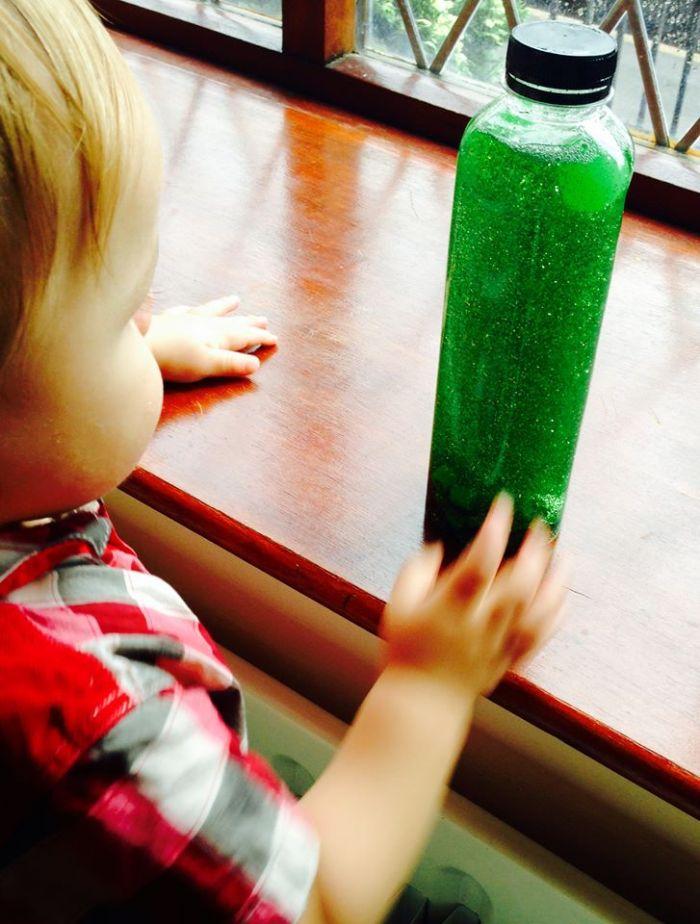 Rainbow Bottles 11