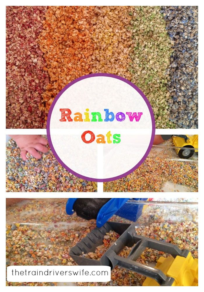 rainbow oats pin