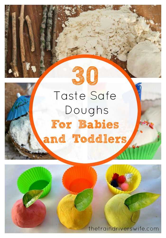 taste safe doughs pin