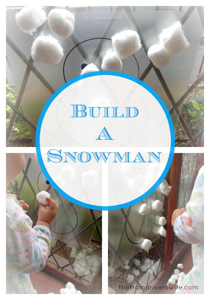 Build a snowman cover