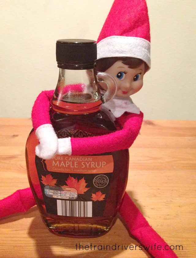 elf on the shelf day 11 edited