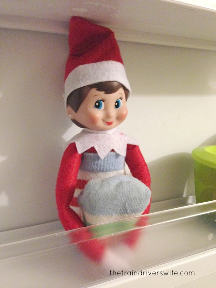 elf on the shelf day 6 edited