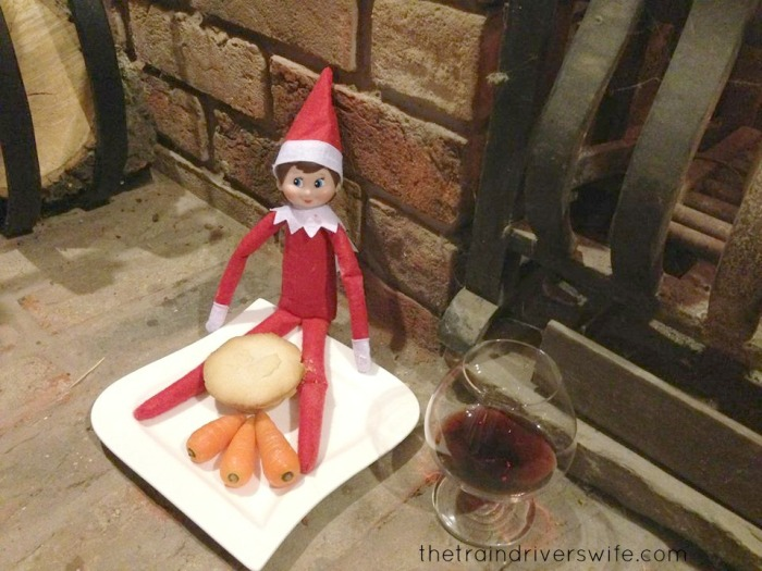 elf on the shelf day 14 edited