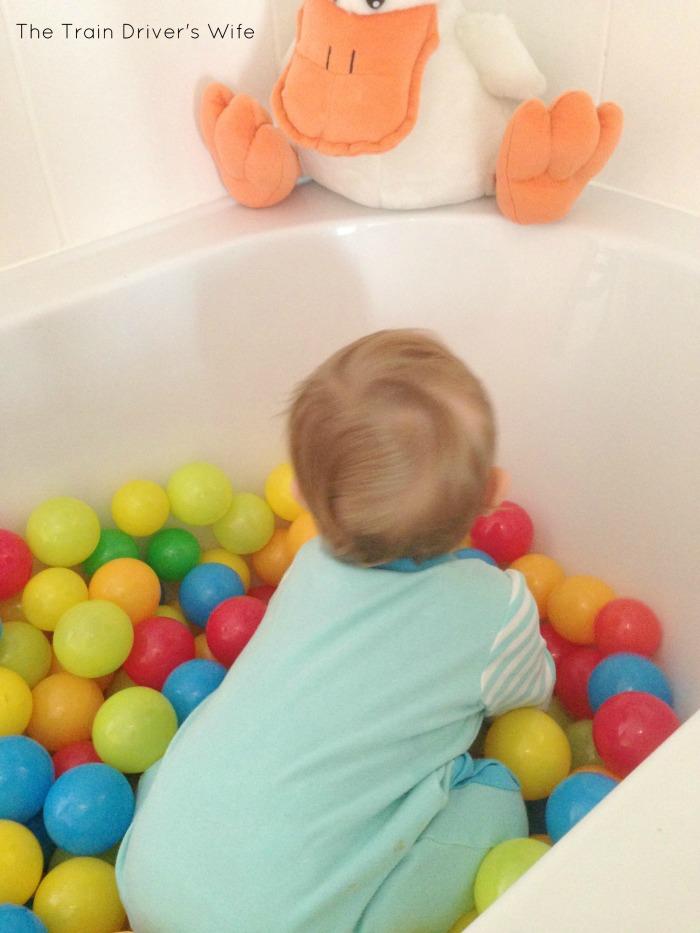 ball pool bath 2