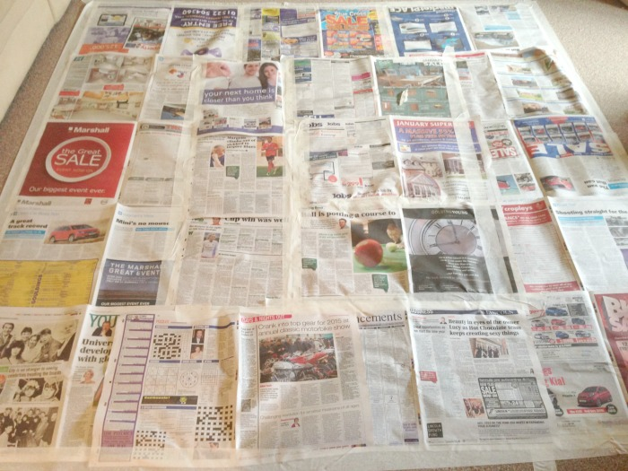 newspaper floor 1