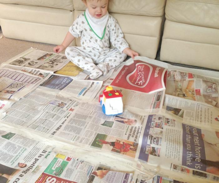 newspaper floor 2