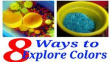 9 ways to explore colours 460 260